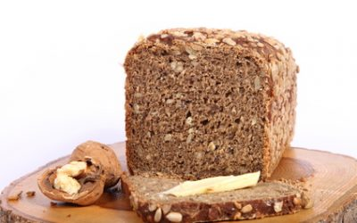 Walnuss Dinkel Vollkornbrot